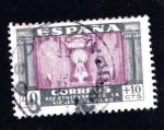 Sellos de Europa - España -  Virgen del Pilar