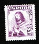 Stamps Spain -  Fernando III  El santo