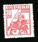 Stamps : Europe : Spain :  Almiralte Bonifaz