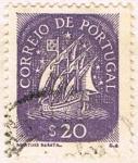 Sellos de Europa - Portugal -  CORREIO DE PORTUGAL