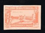 Stamps Spain -  Pro unión Iberoamericana - Plaza de España