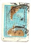 Stamps : America : Argentina :  Contra la caza indiscriminada de Ballenas