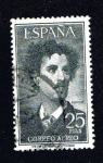 Stamps : Europe : Spain :  Mariano Fortuny
