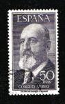 Stamps : Europe : Spain :  Leonardo Torres Quevedo