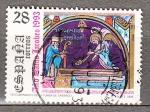 Sellos de Europa - España -  E3253 Año Jacobeo (531)