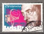 Sellos de Europa - España -  E3277 Luis Buñuel (540)