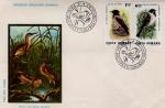 Stamps Romania -  Aves Rumania SPD 1983