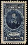 Stamps America - Costa Rica -  Tomás Guardia.