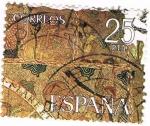 Sellos de Europa - Espa�a -  BLOQUE CUPULA