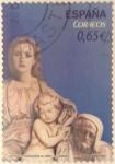 Sellos del Mundo : Europa : España :  Navidad adoracion al niño.j.carrero 3 - 2011