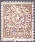 Stamps Paraguay -  UPU República de Paraguay