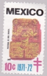 Stamps Mexico -  MEXICO  1971-72