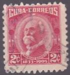 Stamps of the world : Cuba :  Cuba Correos - Maximo Gomez 1833-1905
