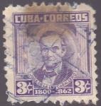 Stamps Cuba -  Cuba Correos - Jose de la Luz Caballero