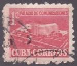 Stamps America - Cuba -  Cuba Correos - Palacio de Telecomunicaciones