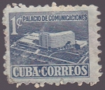 Stamps of the world : Cuba :  Cuba  Correos - Palacio de Telecomunicaciones