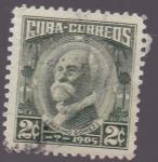 Stamps Cuba -  Cuba Correos - Maximo Gomez  -? -1905