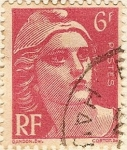 Stamps France -  RF postes
