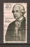 Sellos de Europa - España -  J.Francisco de la Bodega