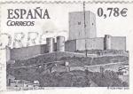 Sellos de Europa - España -  castillo de Alcaudete (Jaén)   (B)