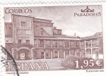 Stamps Spain -  Parador Oropesa   (B)