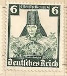Stamps Europe - Germany -  Trajes regionales