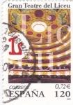 Stamps Spain -  Gran Teatre del Liceu   (B)