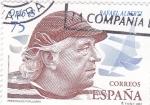 Stamps Spain -  Rafaél Alberti   (B)