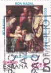 Sellos de Europa - España -  Navidad-05   (B)