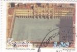 Stamps Spain -  Plaza Mayor (Salamanca)   (B)