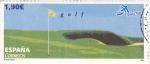 Sellos de Europa - España -  golf       (B)
