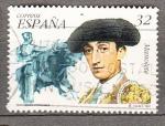 Sellos de Europa - España -  E3488 Manolete (567)