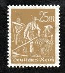 Sellos de Europa - Alemania -  Agricultores
