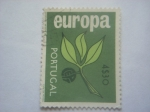 Stamps Portugal -  EUROPA
