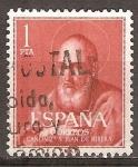 Sellos del Mundo : Europa : España : Canonización de San Juan de Ribera.