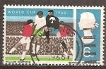 Sellos de Europa - Reino Unido -   Copa Mundial de Fútbol de 1966 en Inglaterra.