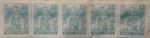 Sellos de Europa - España -  sellos letras de cambio 1965-70