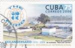 Sellos de America - Cuba -  Planta de tratamientos residuales