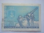 Sellos de America - Chile -  homenaje a la armada de chile
