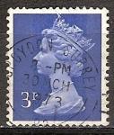 Sellos de Europa - Reino Unido -  La Reina Isabel II.
