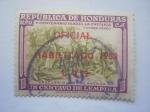 Sellos de America - Honduras -  ISABELLA LA CATOLICA