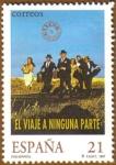 Stamps Europe - Spain -  El viaje a ninguna parte