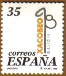 Sellos de Europa - España -  XACOBEO