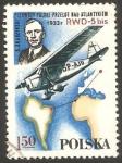 Stamps Poland -  2380 - S. Skarzynski, piloto polaco