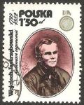 Stamps : Europe : Poland :  2464 - Wojciech Jastrzebowski