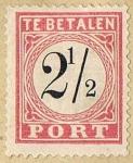 Stamps Netherlands -  TE BATALEN PORT