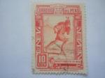 Sellos de America - Perú -  Correos del peeru