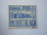 Sellos de America - Perú -  Correos del peru