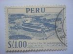 Stamps Peru -  Ruinas incas