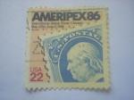 Sellos de America - Estados Unidos -  U.S Postage